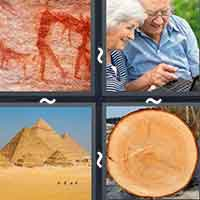 4 Pics 1 Word level 12-2 3 Letters
