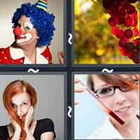 4 Pics 1 Word level 12-4 3 Letters