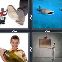 4 Pics 1 Word level 12-5 3 Letters
