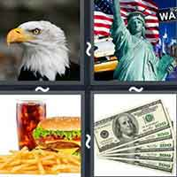 4 Pics 1 Word level 12-12 3 Letters