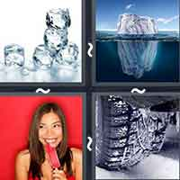 4 Pics 1 Word level 12-13 3 Letters