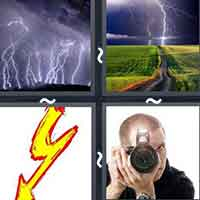 4 Pics 1 Word level 2686