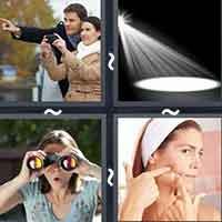 4 Pics 1 Word level 2691