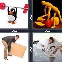 4 Pics 1 Word level 2701