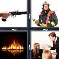 4 Pics 1 Word level 2702