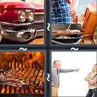 4 Pics 1 Word level 2703