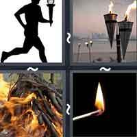 4 Pics 1 Word level 2707