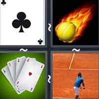 4 Pics 1 Word level 13-12 3 Letters