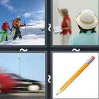 4 Pics 1 Word level 2709