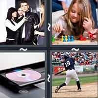 4 Pics 1 Word level 2711