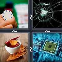 4 Pics 1 Word level 2712