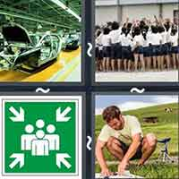 4 Pics 1 Word level 20-11 8 Letters