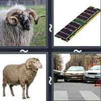 4 Pics 1 Word level 13-14 3 Letters