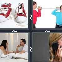4 Pics 1 Word level 20-15 8 Letters
