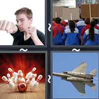 4 Pics 1 Word level 2791