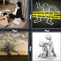 4 Pics 1 Word level 2800