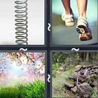 4 Pics 1 Word level 2806