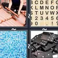 4 Pics 1 Word level 2810