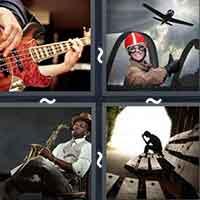 4 Pics 1 Word level 2813