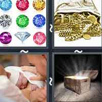 4 Pics 1 Word level 21-3 8 Letters