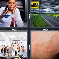 4 Pics 1 Word level 21-7 8 Letters