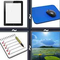 4 Pics 1 Word level 2896