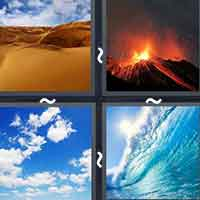 4 Pics 1 Word level 21-10 8 Letters