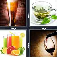 4 Pics 1 Word level 21-12 8 Letters