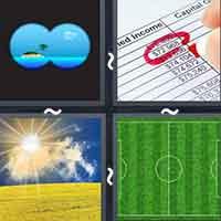 4 Pics 1 Word level 2905