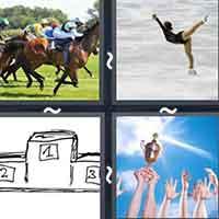 4 Pics 1 Word level 2907