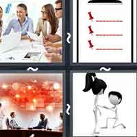 4 Pics 1 Word level 22-3 8 Letters