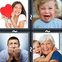 4 Pics 1 Word level 22-6 8 Letters