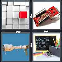 4 Pics 1 Word level 2994