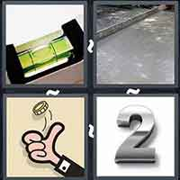4 Pics 1 Word level 2996