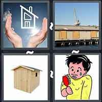 4 Pics 1 Word level 3001