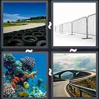 4 Pics 1 Word level 3003