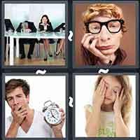 4 Pics 1 Word level 3004