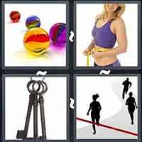 4 Pics 1 Word level 3007