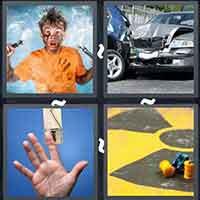 4 Pics 1 Word level 3010