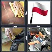 4 Pics 1 Word level 3011