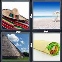 4 Pics 1 Word level 3015