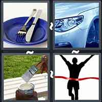 4 Pics 1 Word level 3091