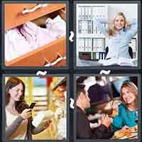 4 Pics 1 Word level 3092