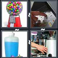 4 Pics 1 Word level 24-3 8 Letters