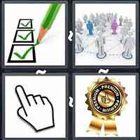 4 Pics 1 Word level 3109