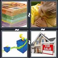 4 Pics 1 Word level 3113
