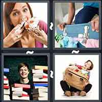 4 Pics 1 Word level 3117