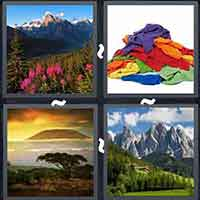 4 Pics 1 Word level 24-5 8 Letters