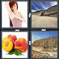 4 Pics 1 Word level 14-13 3 Letters