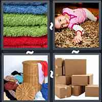 4 Pics 1 Word level 3196